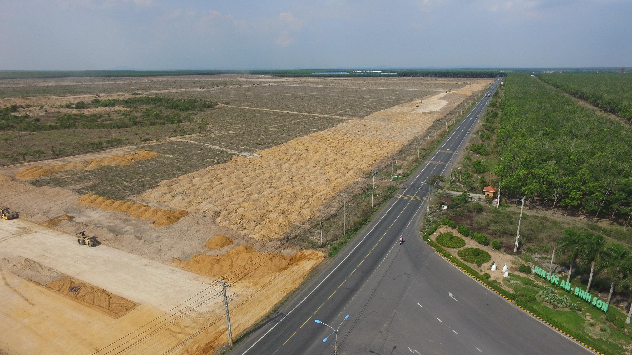 Tỉnh Đồng Nai đang quyết liệt trong công tác đền bù, giải phóng mặt bằng, làm khu tái định cư liên quan đến sân bay Long Thành.